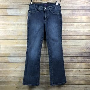 NYDJ Not Your Daughters Jeans Straight Leg (KG246)